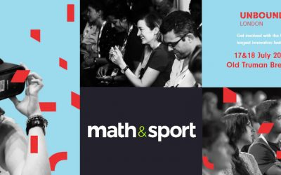 MATH & SPORT READY FOR THE UNBOUND FESTIVAL IN LONDON