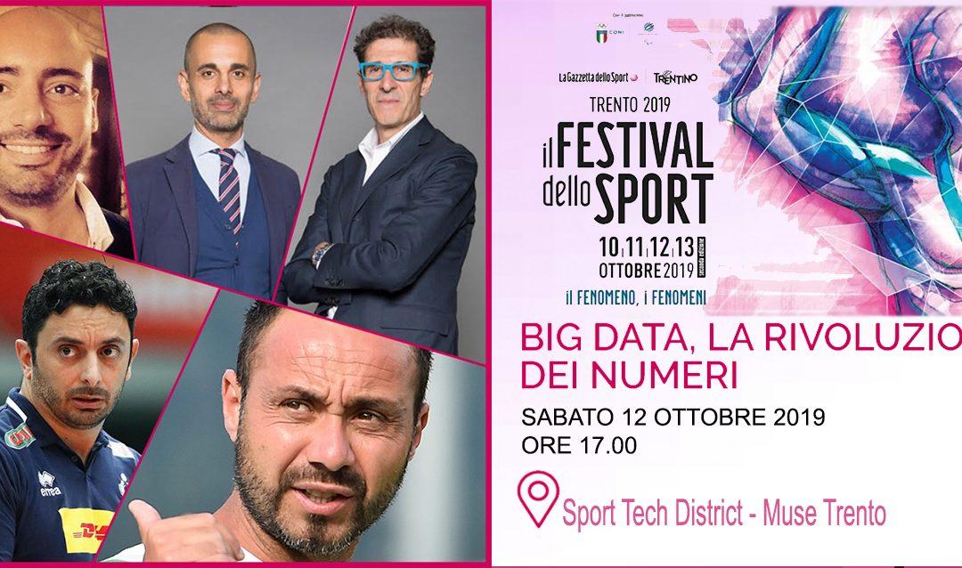 Math&Sport al Festival dello Sport di Trento