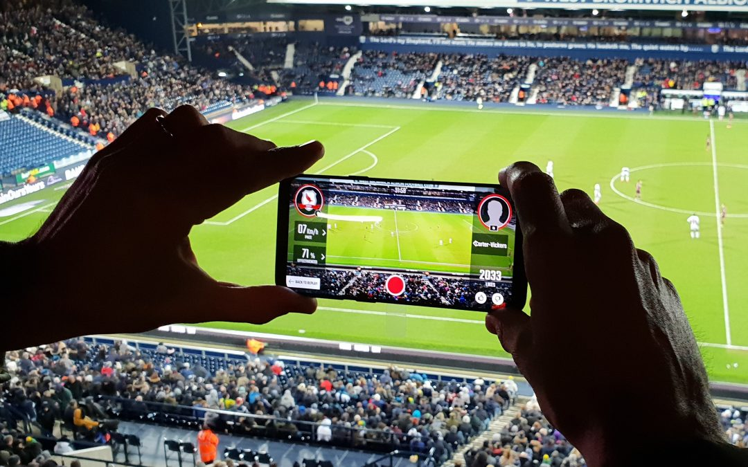 Technological developments for the sports industry – 1/3
