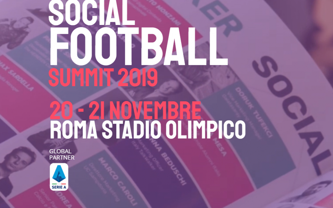 Math&Sport @ Social Football Summit
