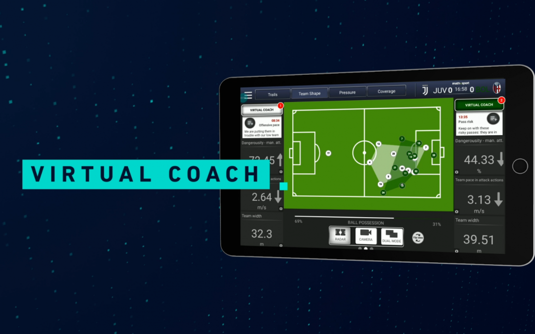 "Lega Serie A to adopt the ""Football Virtual Coach"""