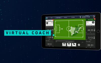 """Lega Serie A annuncia l'adozione del """"Football Virtual Coach"""""""