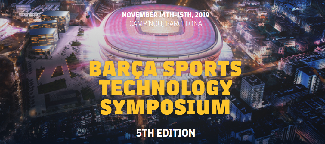 Math&Sport at Barca Sports Tech Symposium