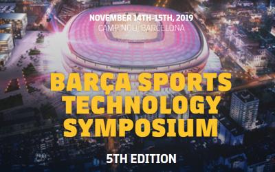 Math&Sport at Barca Sports Tech Symposium